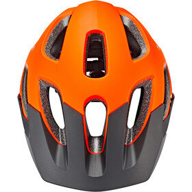 Bontrager Tyro Helmet Youth radioactive orange